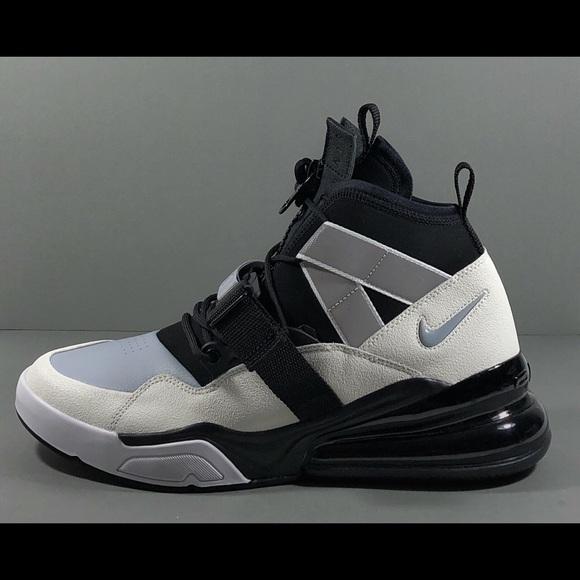 c276620676fc Nike Air Force 270 Utility Men s Mid Top Sneakers